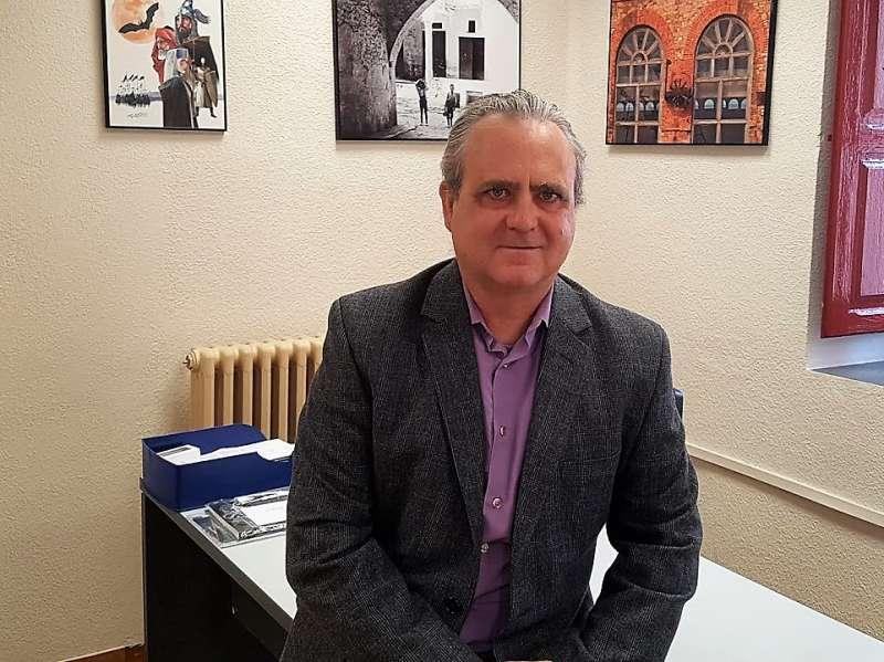 José Manuel Tarazona, regidor d