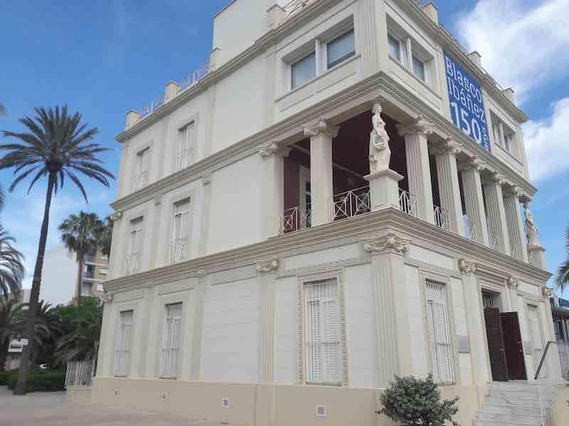 Casa Museu Blasco Ibáñez de Valencia. EPDA