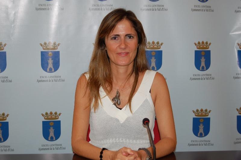 Olga Salvador, en una imagen de archivo (EPDA)