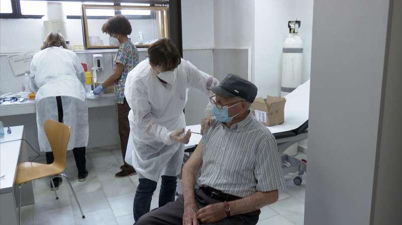 Vacunació a Morella