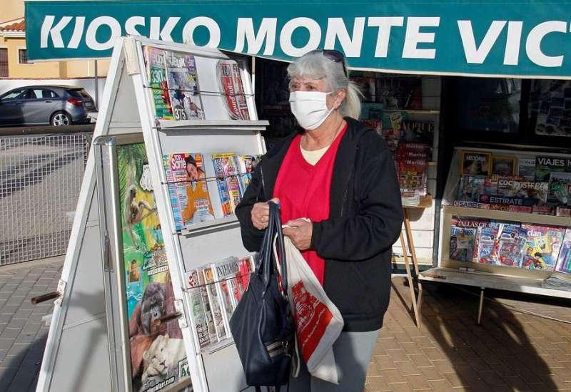 Ivonne, inglesa que reside en San Fulgencio / EPDA
