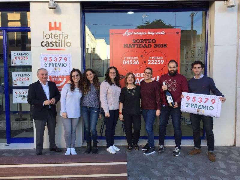 Administración de lotería Castillo. EPDA