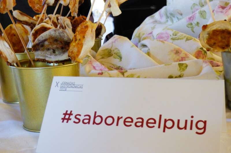 Jornades gastronòmiques del Puig. EPDA