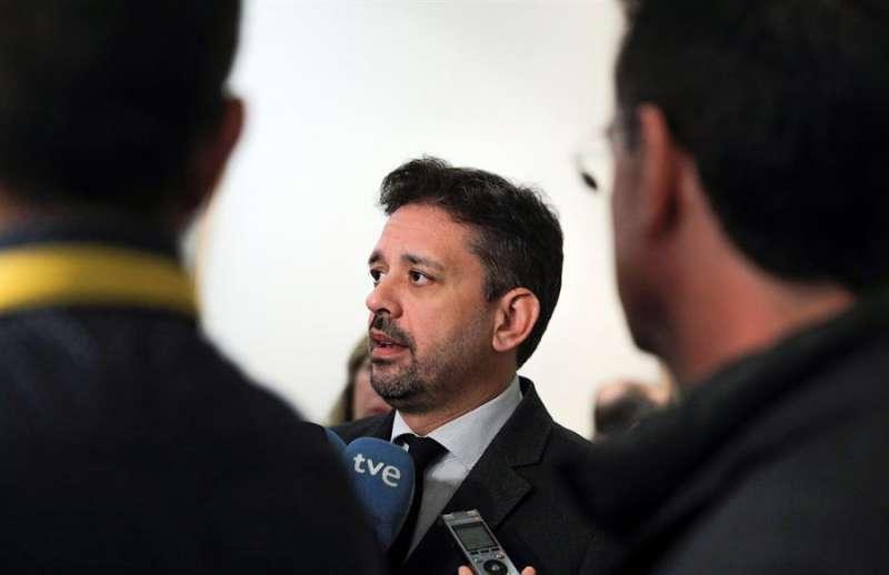 El diputado popular José Juan Zaplana. EFE