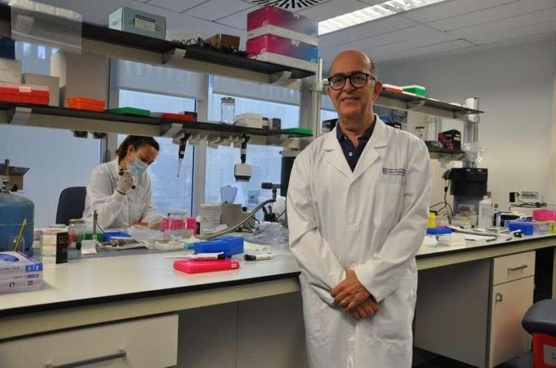 El director delÁrea de Investigación en Vacunas (AIV) de Fisabio, el doctor Javíer Díez-Domingo, en una foto facilitada por la Generalitat