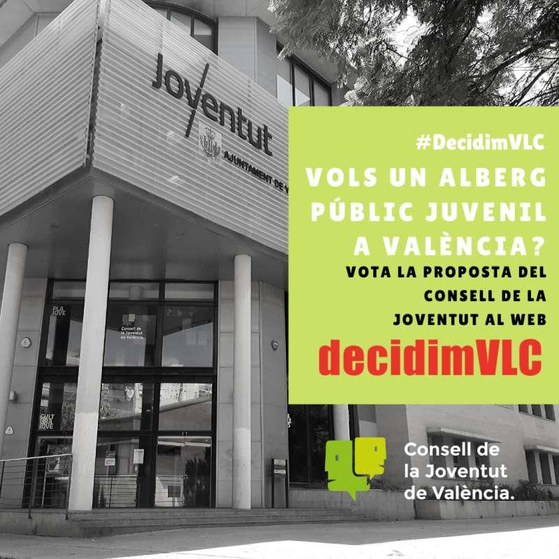 Nueva iniciativa del Consell de la Juventut de la Comunitat Valenciana -EPDA