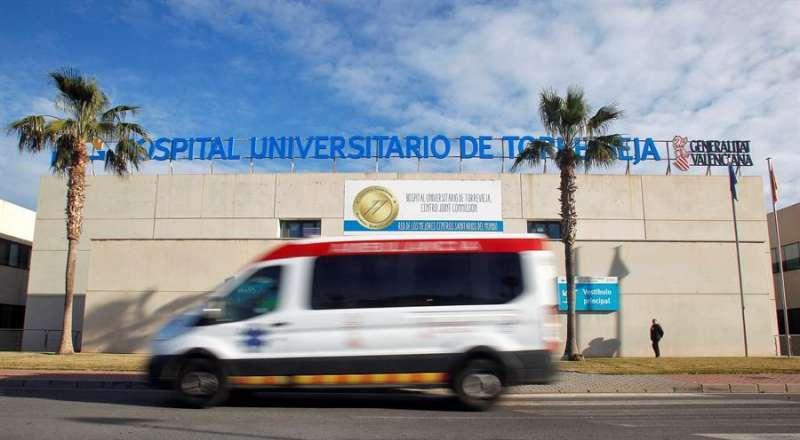 Hospital de Torrevieja. EFE