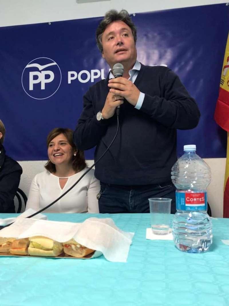 Luis Santamaría. FOTO EPDA