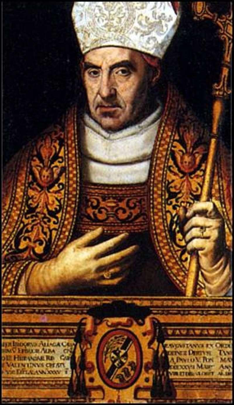 Fray Isidoro Aliaga. EPDA