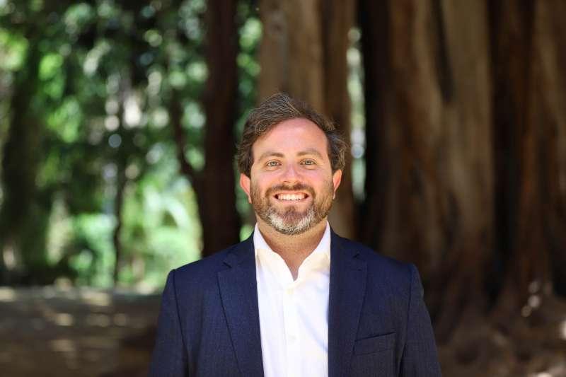 Eduardo del Pozo, diputado autonómico de Ciudadanos.