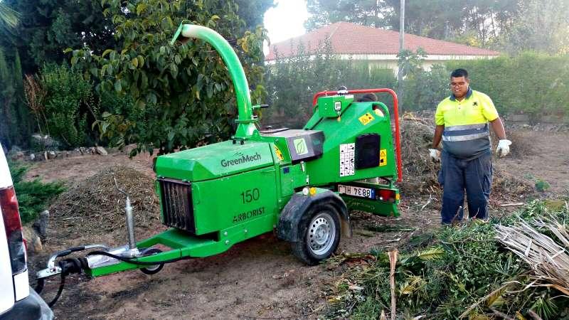Nou servei de restes agrícoles d