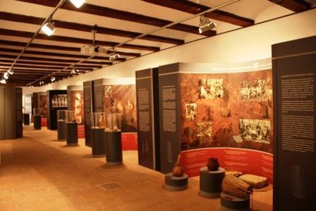 Exposición itinerante ?Les Dones en la Prehistòria?. Foto EPDA