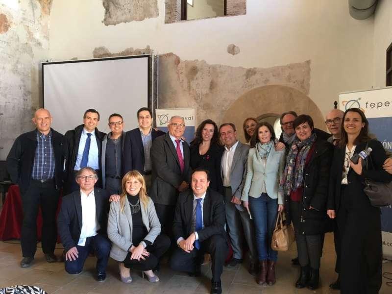 Una ley a debate en el Castillo de Riba-roja