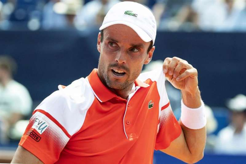 El tenista castellonense Roberto Bautista. EFE/Archivo