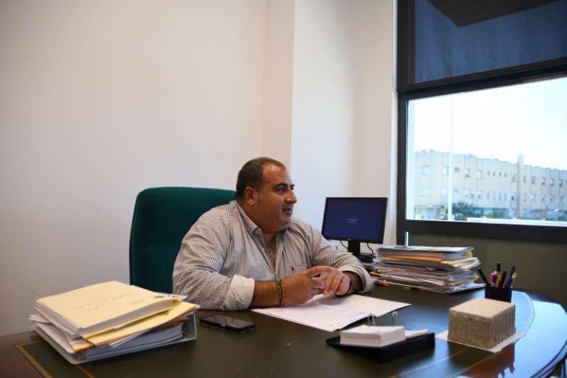 Ángel Noguera, concejal de Orihuela / EPDA