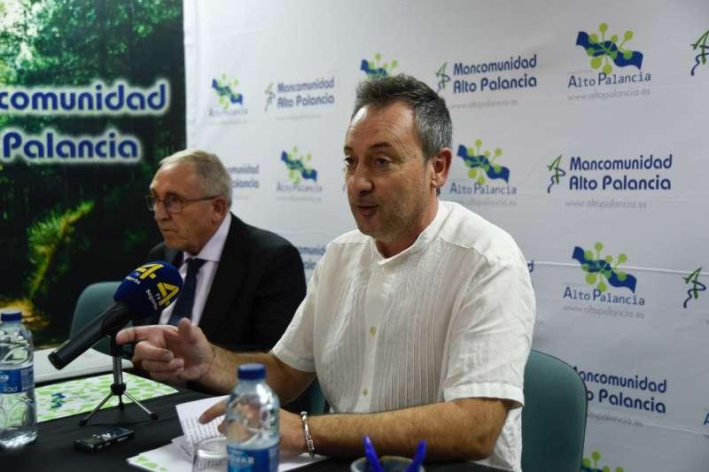 Ramón Martínez reelegido presidente. Foto: J. Plasencia