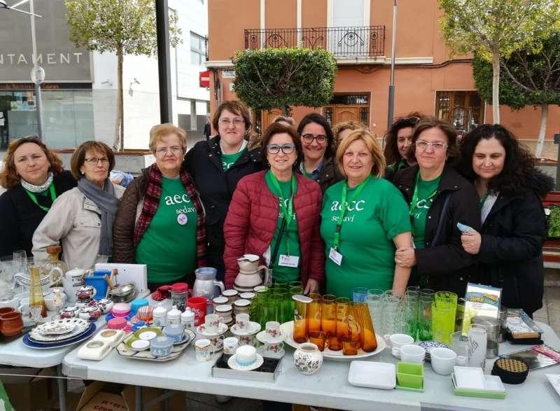 Rastell Solidari de la Junta Local Contra el Càncer de Sedaví. EPDA
