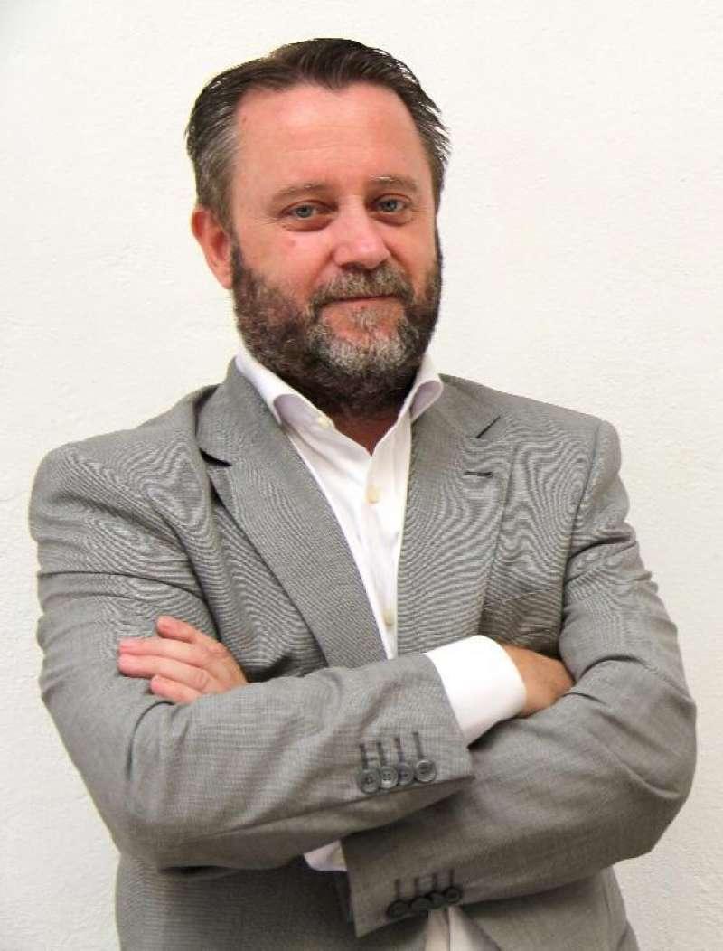 El escritor valenciano Vicente Raga. EPDA