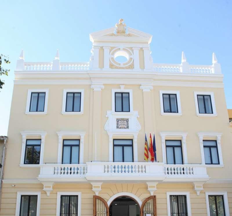 Ayuntamiento de Godella./epda