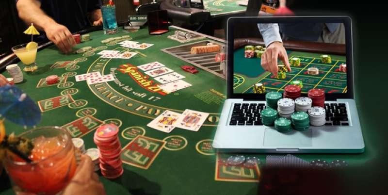 Casinos en línea. EPDA