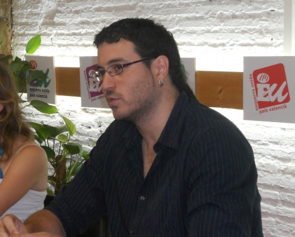 Sampedro ha denunciat les irregularitats de RTVV (EUPV)