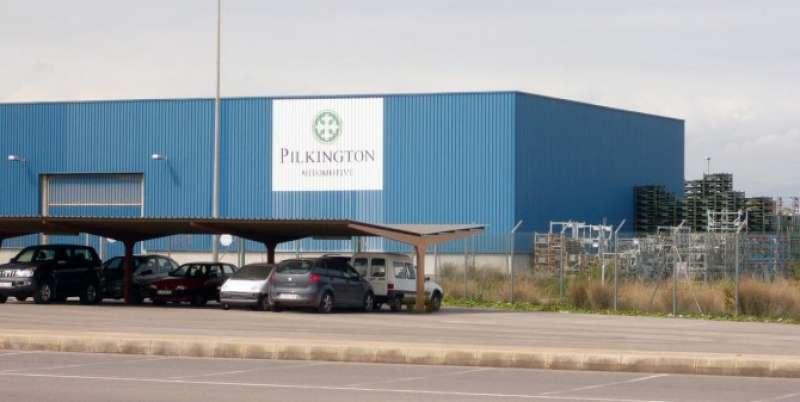 Planta de Pilkington en Sagunt. EPDA