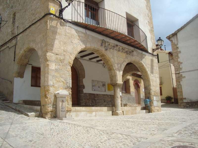 Ayuntamiento de Villores. -EPDA