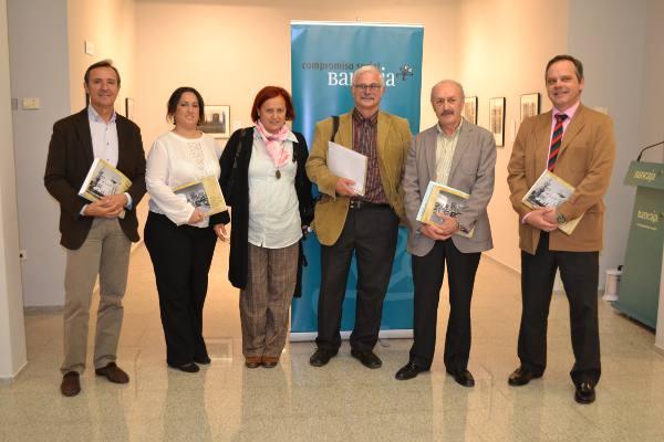 Presentación del catálogo editado por Fundación Bancaja, Saggas y el Ayuntamiento de Sagunto. EPDA