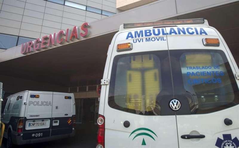 Entrada de Urgencias de un hospital. EFE/Archivo