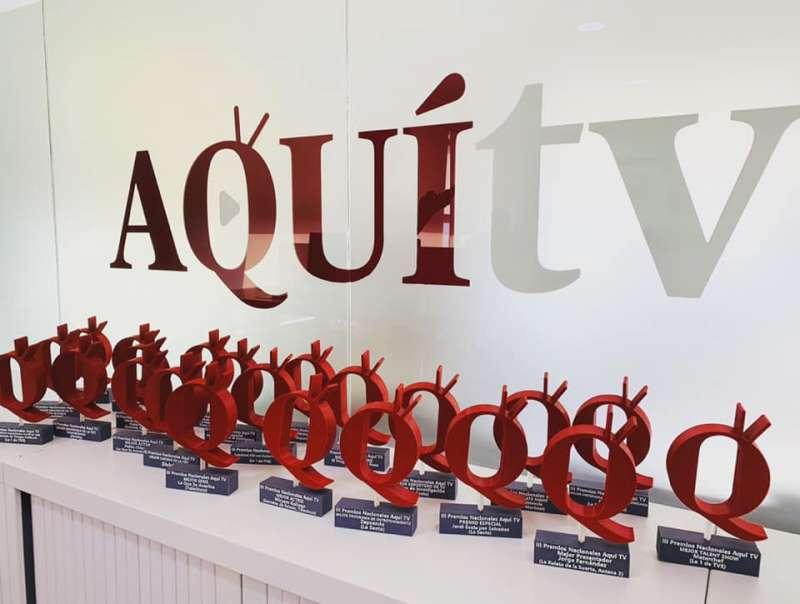 Premios Aquí TV