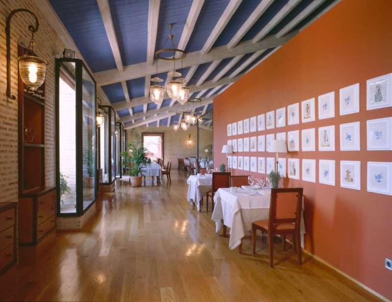 Una imagen de la ArroZería, el restaurante de diario. EPDA