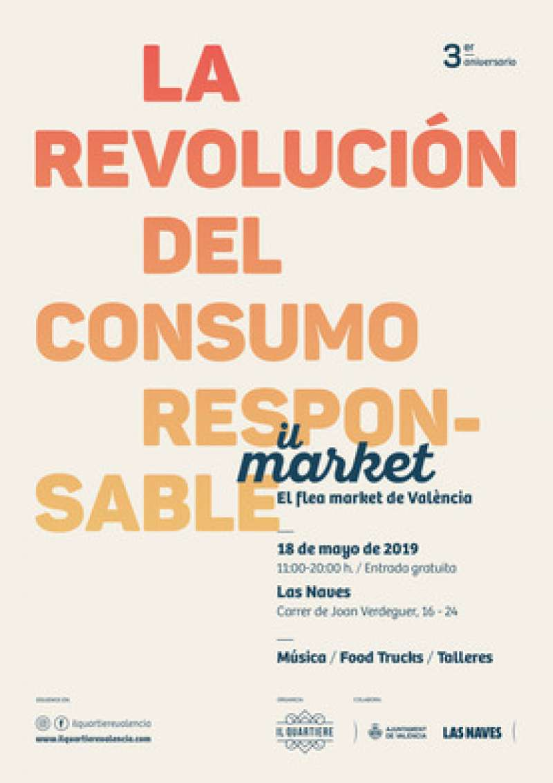 Cartell de II Market.