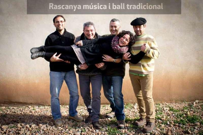 El grup Rascanya.