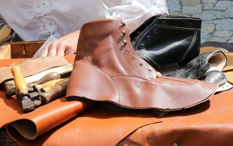 Elaboración del calzado