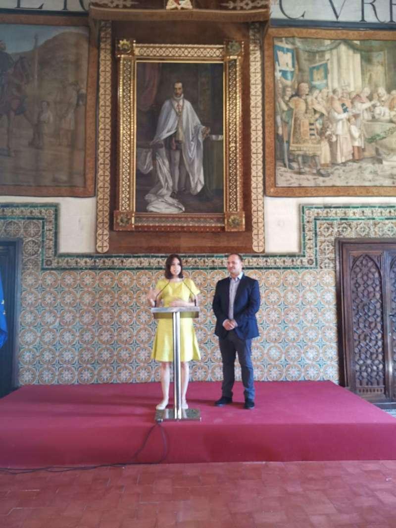 El vicepresidente segundo y conseller de Vivienda y Arquitectura Bioclimática, Rubén Martínez Dalmau. GVA