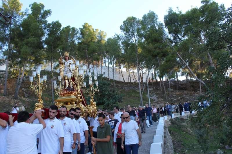 Baixà de Sant Miquel en Llíria.