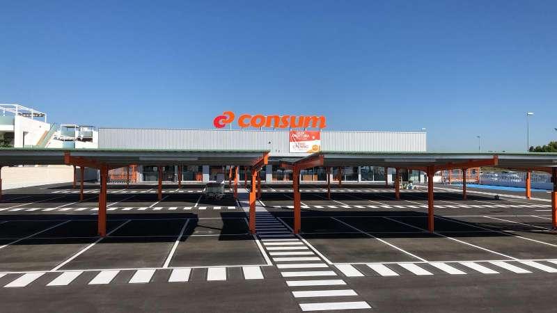 Apertura de un nuevo supermercado Consum en Rojales.
