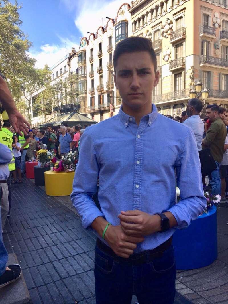 Jaime Ruix, Secretario Nacional de Jóvenes de Contigo.