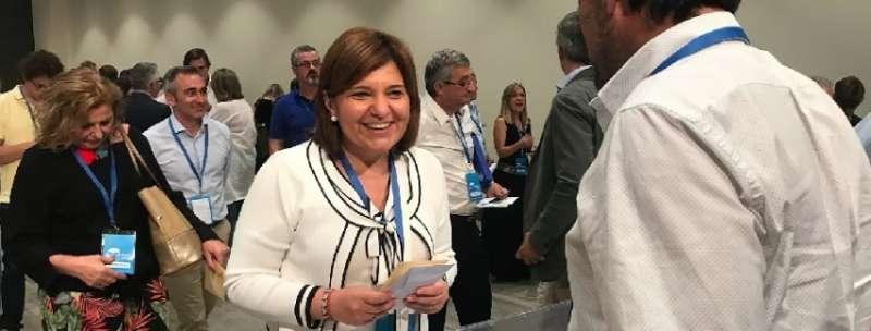 Isabel Bonig. FOTO PPCV. COM
