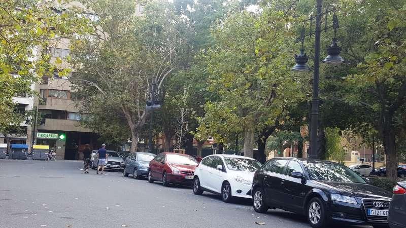 IDAE II en carrer de València