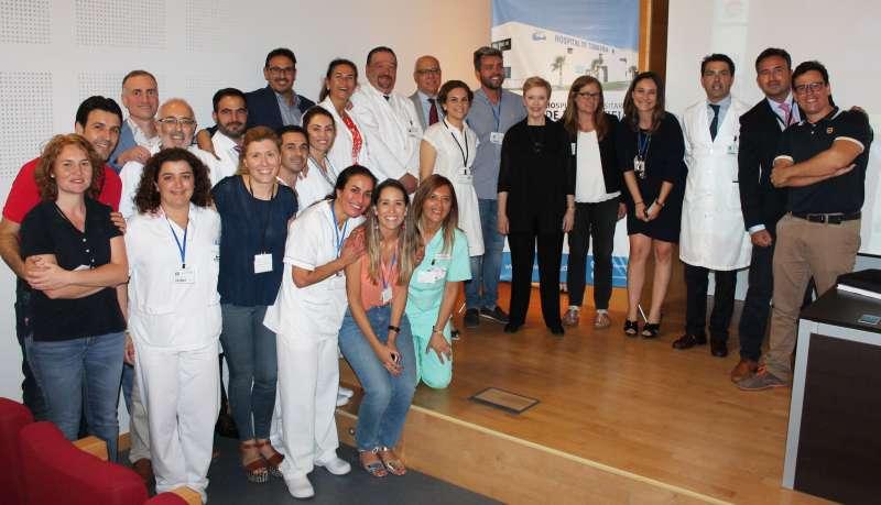 Concedida la más prestigiosa acreditación sanitaria al Hospital Universitario de Torrevieja, gestionado por el grupo Ribera Salud.