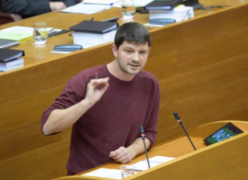 David Cerdán. FOTO PSPVPSOE.NET