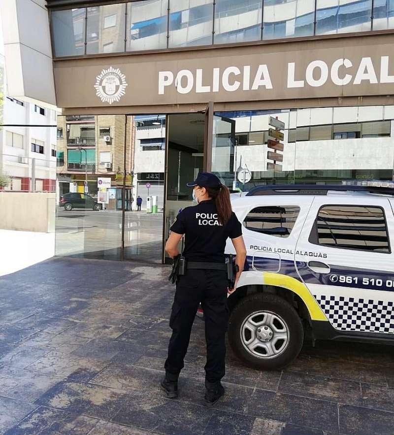 Agent de Policia Local d