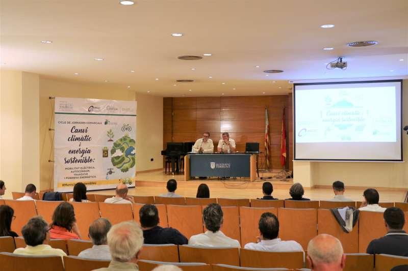 Jornades comarcals sobre canvi climàtic i energia sostenible