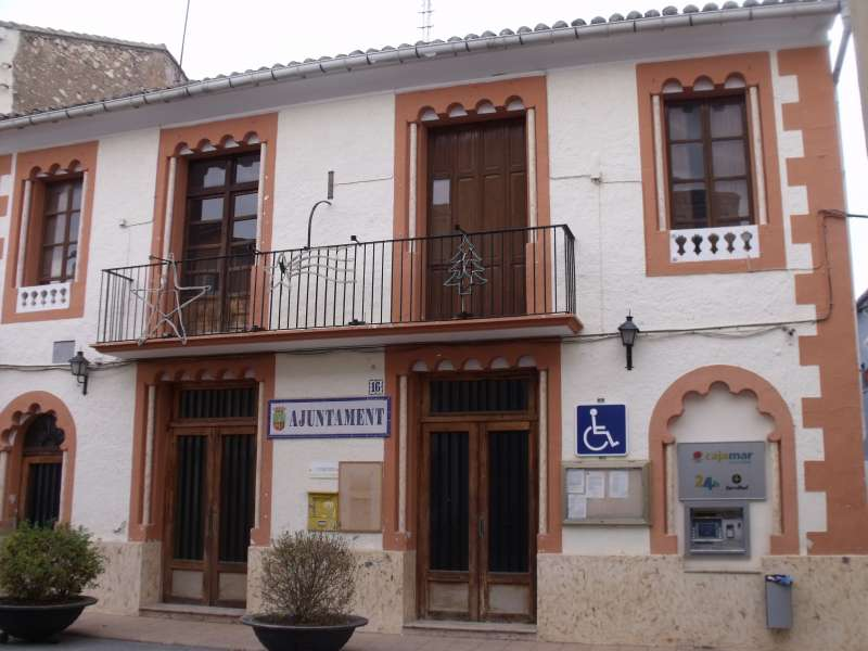 Ajuntament Sant Joanet./EPDA