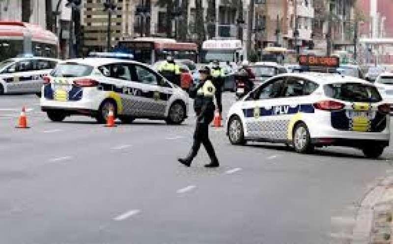 Control Policial.