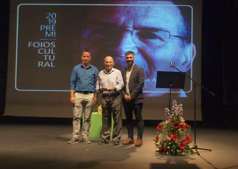 Entrega de Premis Foios Cultural 2019