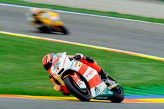 Un momento de las carreras clasificatorias en el Ricardo Tormo. FOTO CIRCUITVALENCIA.COM
