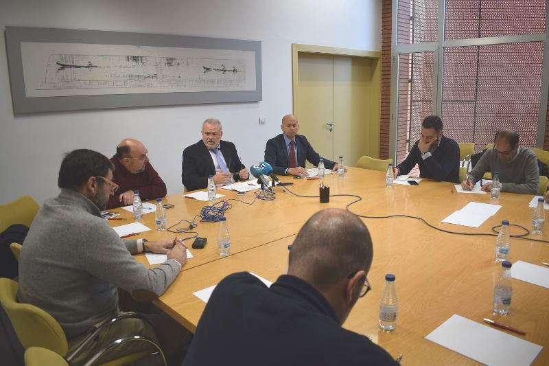 Negociaciones entre FGV y los sindicatos de los trabajadores continúan las negociaciones. EPDA