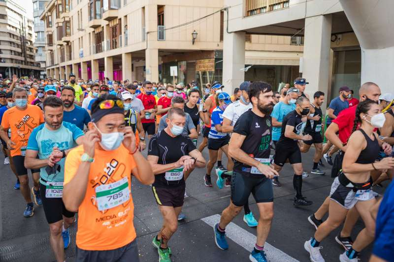 Media Maratón/EPDA